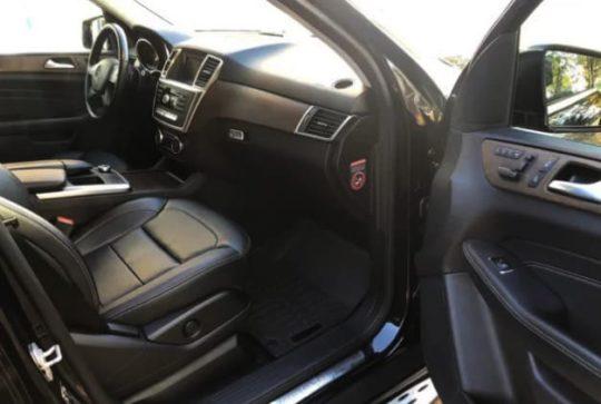 Mercedes-Benz ML-class фото