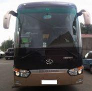 Автобус KING LONG с водителем