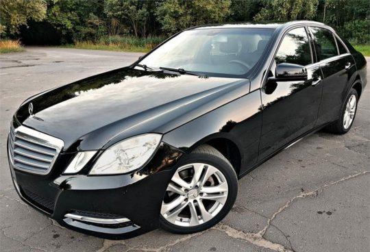 Mersedes-Benz Е-class W212