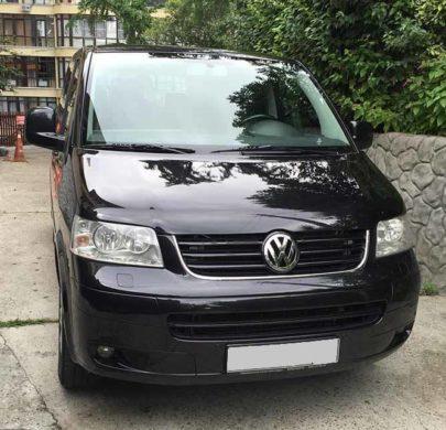 Volkswagen Multivan, Т5