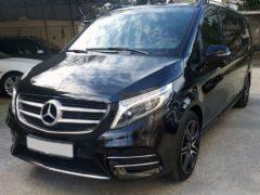 Mercedes-Benz V-class - аренда