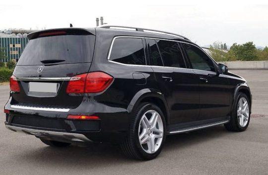 Mercedes-Benz GL-classарендовать
