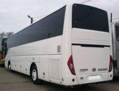 Автобус ZHONG TONG аренда с водителем