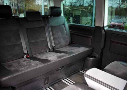 Volkswagen Multivan, Т5 салон