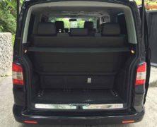 Volkswagen Multivan, Т5 багажник