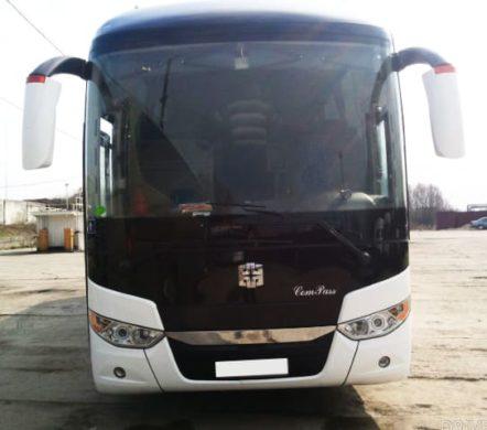 Автобус ZHONG TONG с водителем