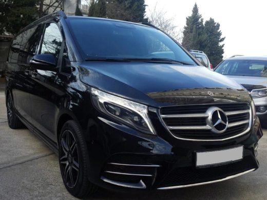 Mercedes-Benz V-class арендовать