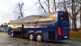 Автобус Temsa в аренду