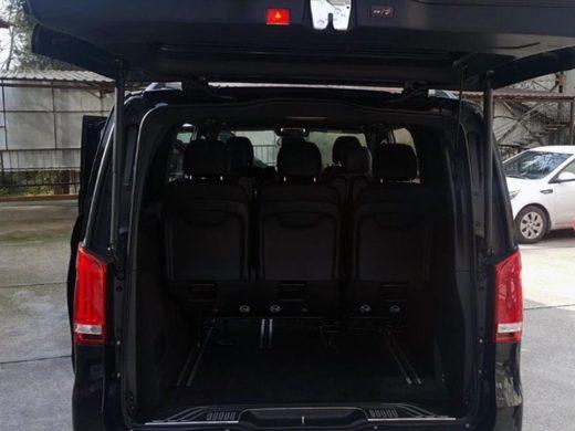 Mercedes-Benz багажник