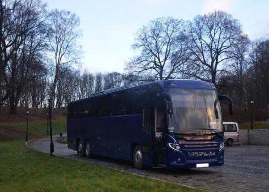 Автобус Temsa с водителем