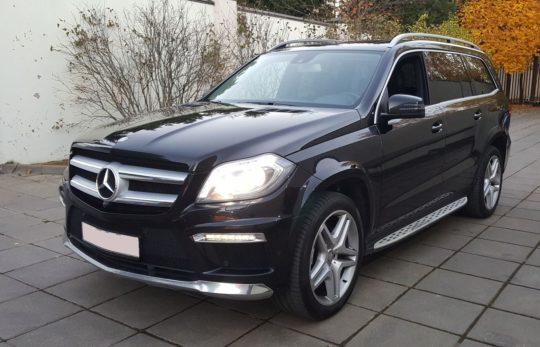 Mercedes-Benz GL-class прокат