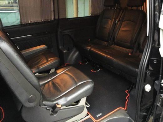 Mercedes-Benz Viano салон