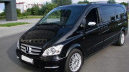 Mercedes-Benz Viano с водителем