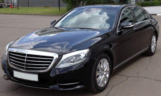 авто на свадьбу Mercedes-Benz S-class W222
