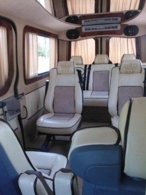 Mercedes-Benz Sprinter VIP 2012