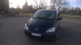 Mercedes-Benz Viano 2013 -3