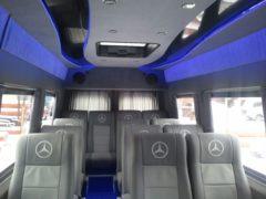 Mercedes-Benz Sprinter VIP аренда с водителем