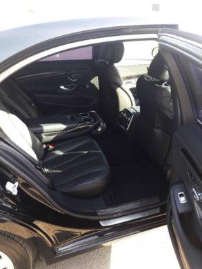 Mercedes-Benz S-class W222 Long в аренду