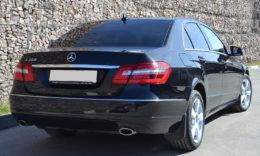 Mersedes-Benz Е-class W212 арендовать
