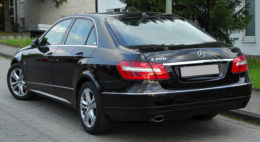 Mersedes-Benz Е-class W212 -4