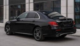 Mersedes-Benz Е-class-W213 фото