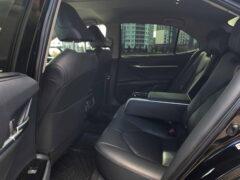 Toyota-Camry XV-70 с водителем