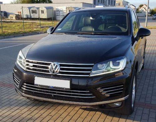 Volkswagen Touareg в аренду
