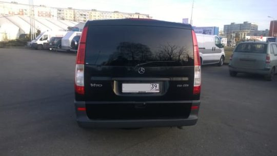 Mercedes-Benz Viano 2013 -5
