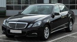 Mersedes-Benz Е-class W212 фото