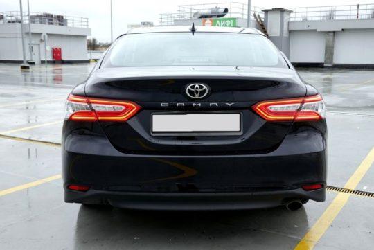 Toyota Camry XV 70
