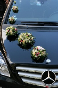 аренда mercedes на свадьбу