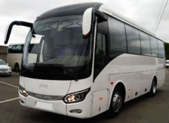 Автобус KING LONG 2019