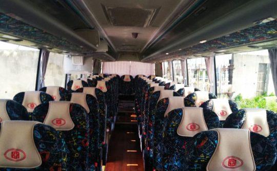 Автобус ZHONG TONG 2019 салон