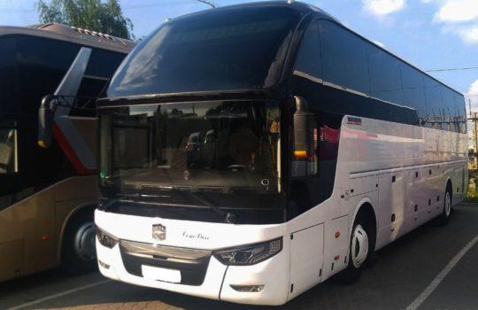 Автобус ZHONG TONG 2019