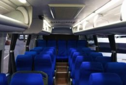 Автобус KING LONG 2019 салон