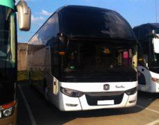 Автобус ZHONG TONG 2019 в аренду