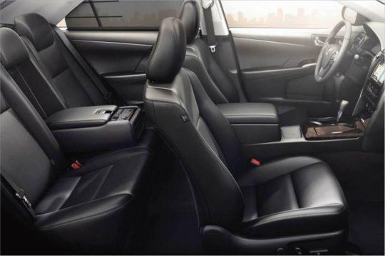 ToyotaCamry XV55 салон