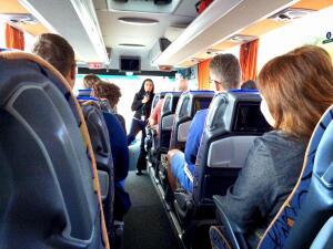 группаовая экскурсия
