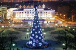 Калининград зимой 2