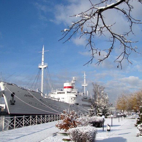 Калининград зимой 6