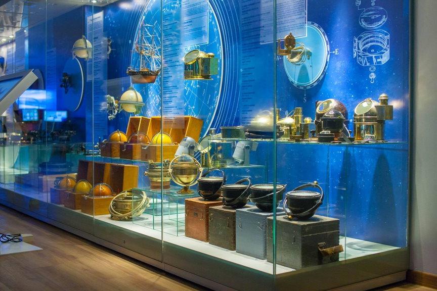 Музей мирового океана -глубина