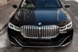 BMW 730LD фото
