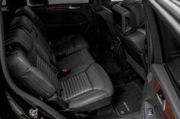 Mercedes-Benz GLS-class салон