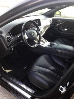 Mercedes-Benz S-class W222 фото
