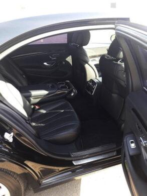 Mercedes-Benz S-class W222 Long салон