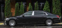 Mercedes-Maybach фото