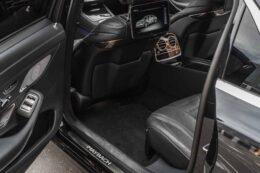 Mercedes-Maybach салон