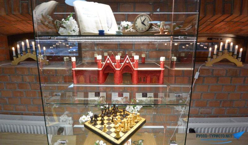 музей марципана калининград