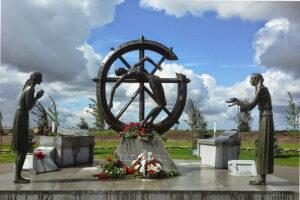 Монумент «Памяти забытой войны, изменившей ход истории»