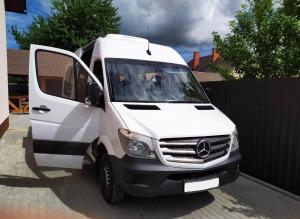 микроавтобус для вип экскурсий